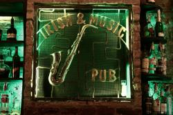 Irish Music Pub